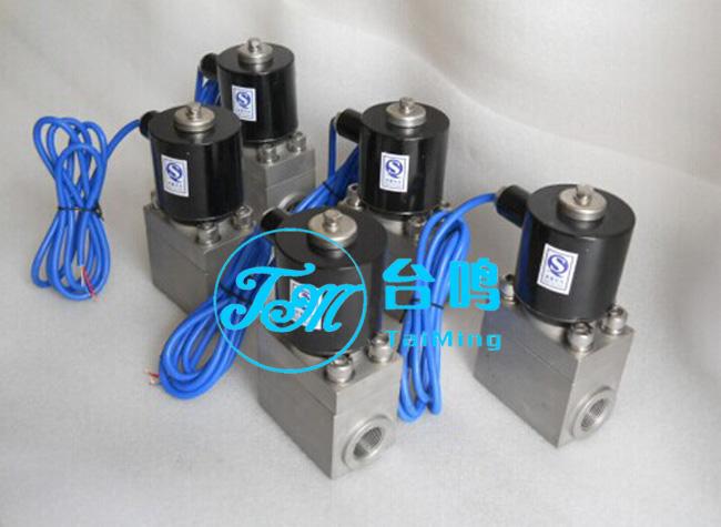 防爆电磁阀:将设备在正常运行时,能产生火花电弧的部件置于隔爆外壳内图片